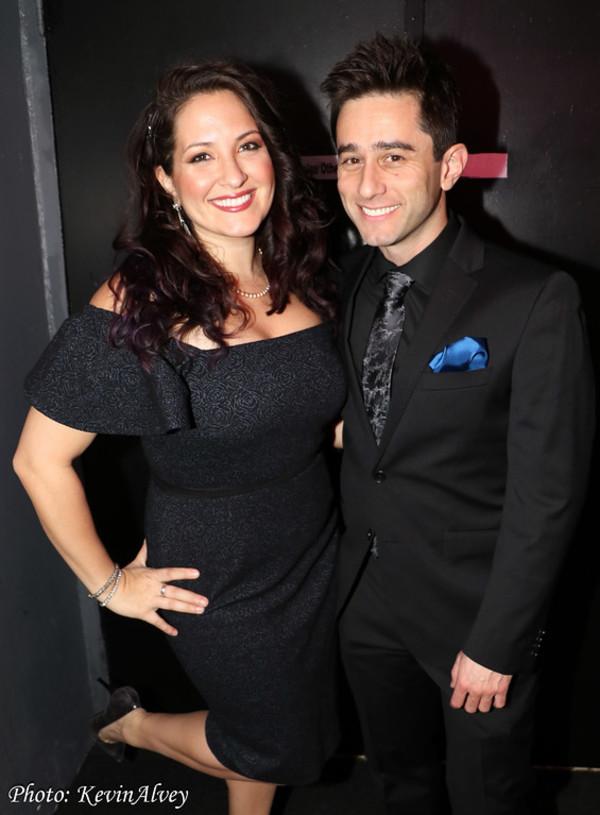 Nicole Zuraitis, Matt Baker
