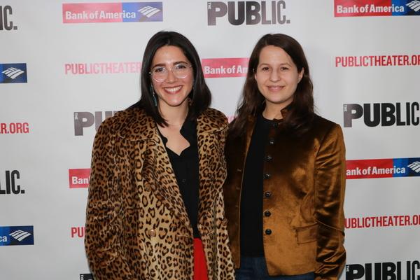 Samantha Massel and Shaina Taub