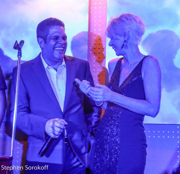 Photo Coverage: Opening Night: Steve Tyrell Plays Table 26