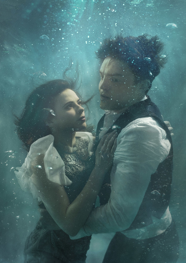 Photo Flash: First Look at Tom Burke and Hayley Atwell in ROSMERSHOLM at Duke of York's Theatre