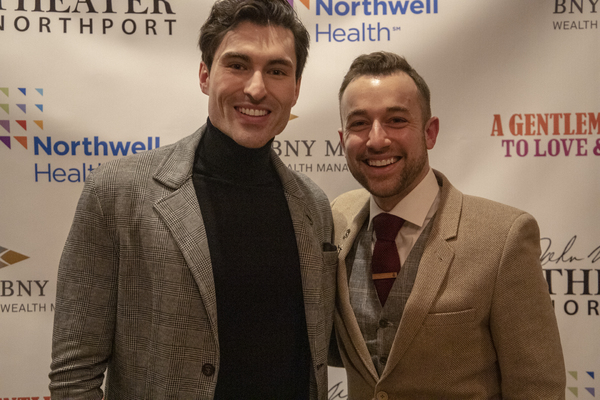 Photo Coverage: A GENTLEMAN'S GUIDE TO LOVE AND MURDER Celebrates Opening Night