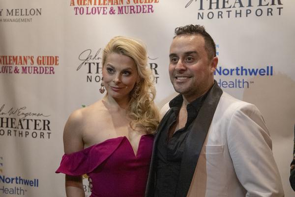 Lara Hayhurst and Vincent Ortega Photo
