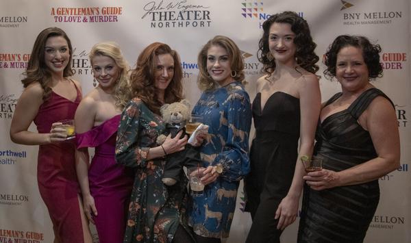 Briana Barnes, Lara Hayhurst, Katherine McLaughlin, Kate Loprest, Taylor Galvin and M Photo