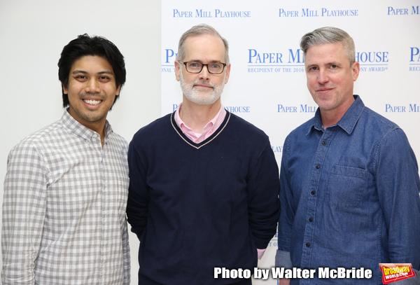 J. Coner Navatto, Jack Cummings III and Scott Rink  Photo