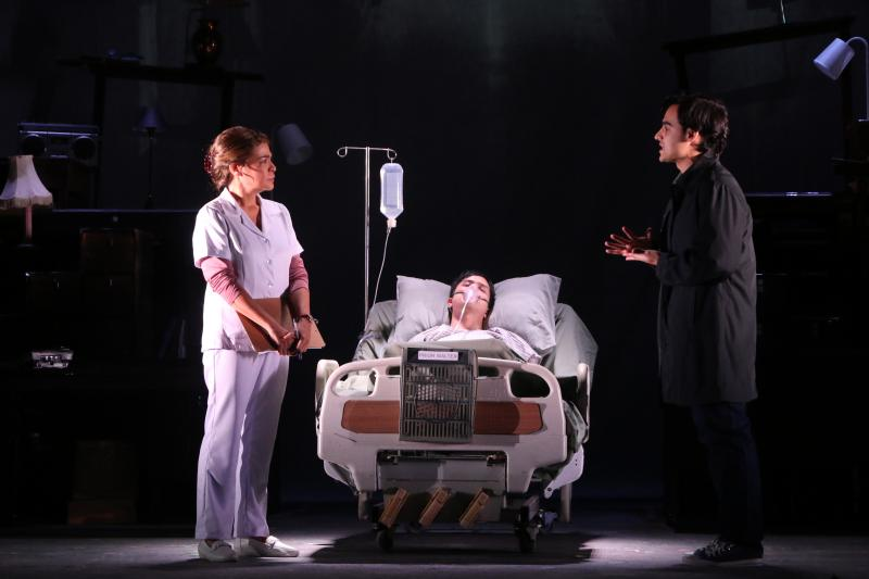 Photos: The Great Work Begins! First Look at ANGELS IN AMERICA: MILLENNIUM APPROACHES