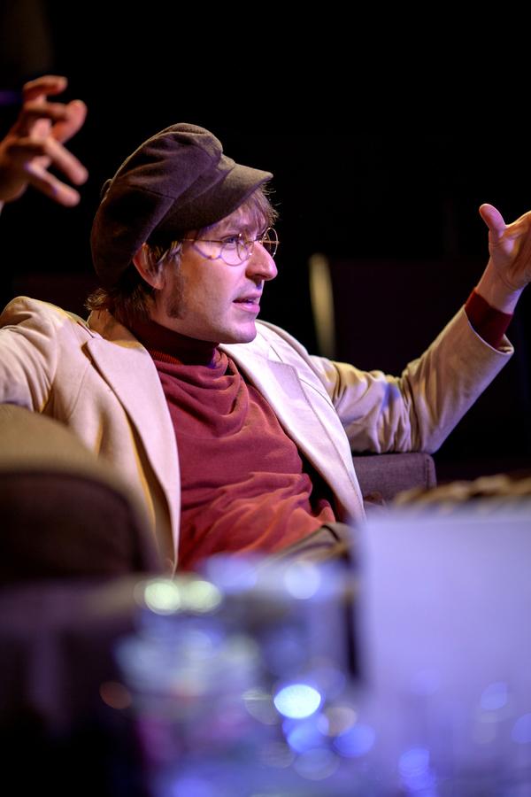 Forrest Hejkal as John Lennon
