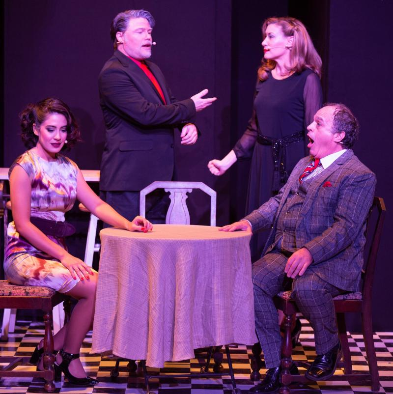 BWW Review: CHESS Has The Moves at CVRep