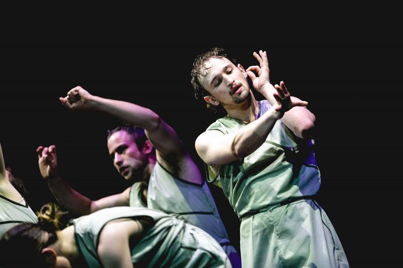 BWW Review:  Entity Contemporary Dance Company Weaves Transparent/See Making A Statement About Our Commodity-Driven Culture Through Movement At The Montalban Theatre