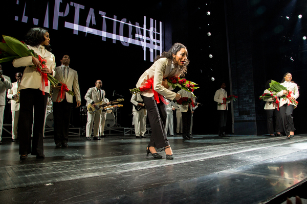 Photo Coverage: Get Ready Because Here Comes AIN'T TOO PROUD! Check Out Photos of the Cast's Opening Night Bows