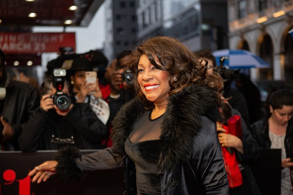Photo Coverage: Mary Wilson, Berry Gordy & More Walk the Red Carpet at AIN'T TOO PROUD