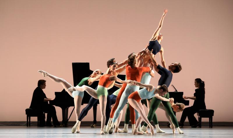 BWW Review: PREMIERES at Houston Ballet