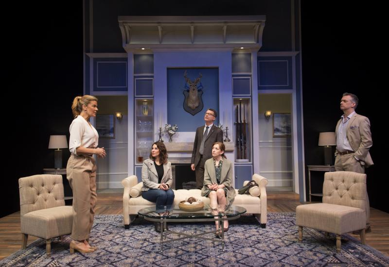 BWW Review: AFTER at 59E59 Theaters is a Riveting and Important Drama