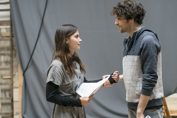 Photos: In Rehearsal with Sally Field, Bill Pullman and the All-Star Cast of ALL MY SONS