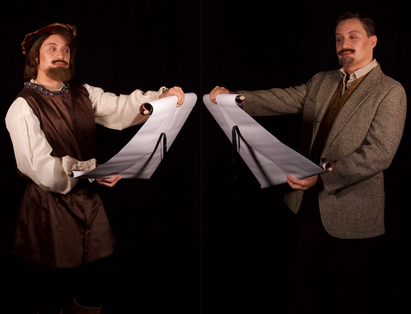Photo Flash: Capitol City Opera Stages GIANNI SCHICCHI and BUOSO'S GHOST