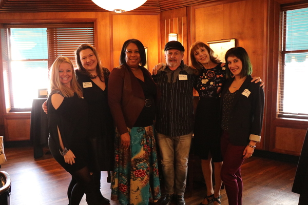 Brenda Didier, Denise Karczewski, Christie Chiles Twillie, Gary Heyde, Glory Kissel and Shanna VanDerwerker