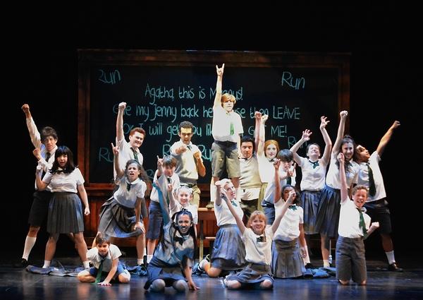 Photo Flash: 5-Star Theatricals Presents MATILDA THE MUSICAL