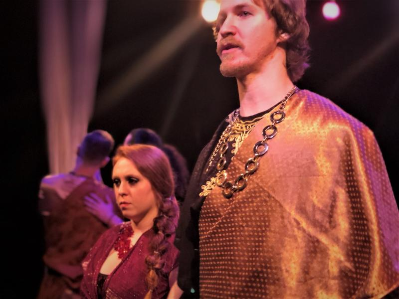 BWW Review: Chaffin's Barn's Earnest and Uneven New Musical ESTHER Premieres