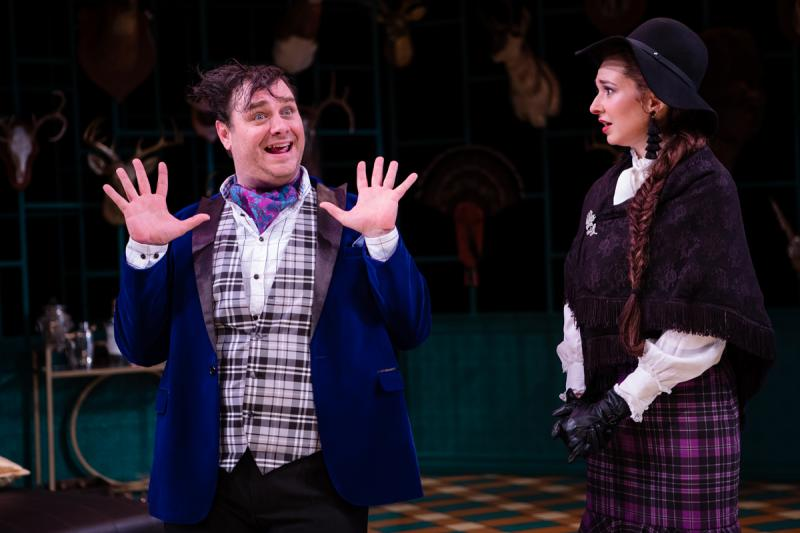 BWW Review: Join the Party with Seattle Shakes' Uproarious SHE STOOPS TO CONQUER