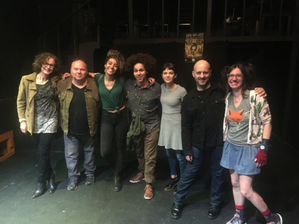 Photo Flash: First Look at RAIN AND ZOE SAVE THE WORLD At The Blank Theatre In Los Angeles