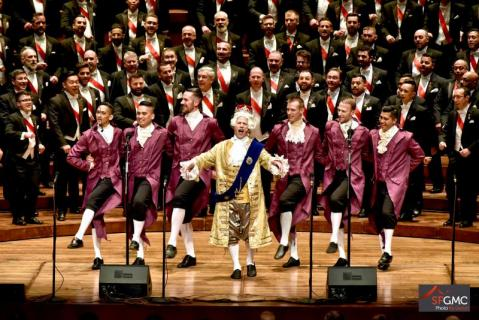 BWW Review: THE BRITS ARE COMING at Davies Symphony Hall Salutes The Music Of Our Friends Across The Pond