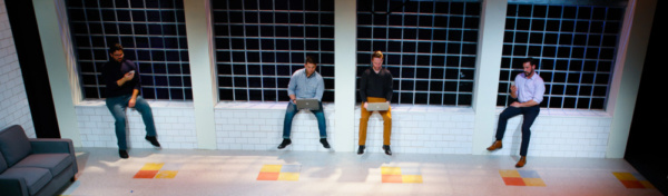 Photo Flash: First Look at Island City Stage's FROM WHITE PLAINS