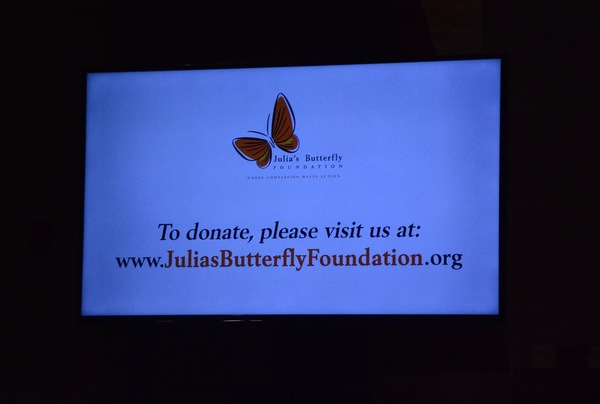 Photo Coverage: ANTHONY KEARNS Plays a Benefit Show for Julia's Butterfly Foundation