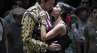 BWW Interview: Ginger Costa-Jackson of San Diego Opera's CARMEN at San Diego Civic Center