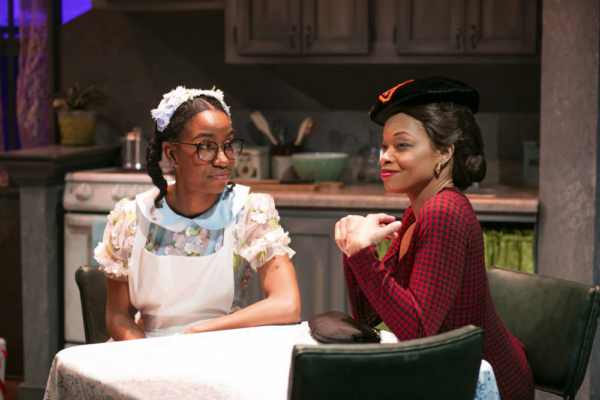 Photo Flash: First Look at freeFall's CRUMBS FROM THE TABLE OF JOY