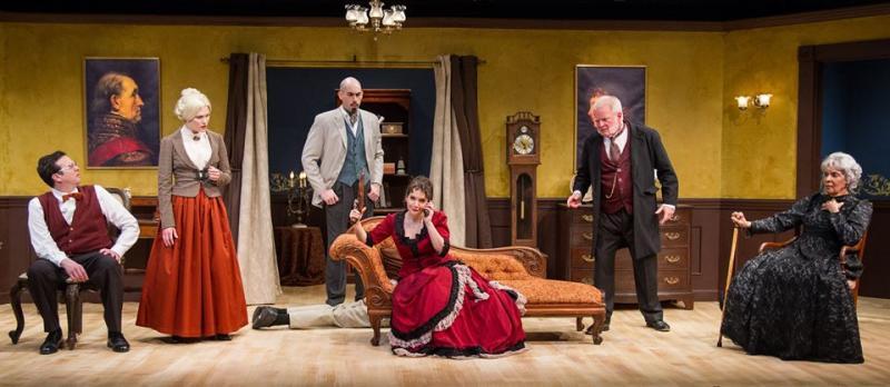 BWW Review: RESOLVING HEDDA at Washington Stage Guild