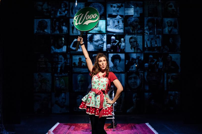 BWW Review: Eva DeVirgilis' IN MY CHAIR is a Vital Theatrical Experience