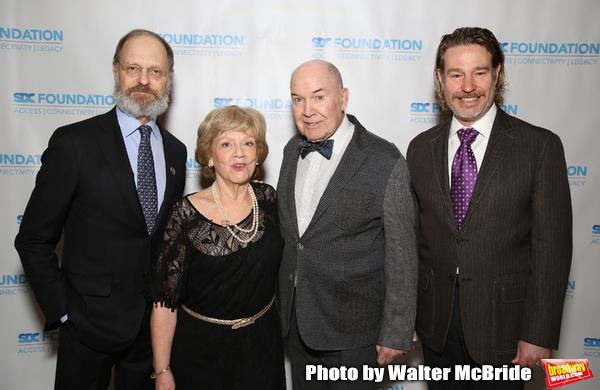 David Hyde Pierce, Victoria Traube, Jack O'Brien and Ethan McSweeny Photo
