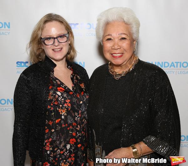 Nicole Fosse and Joy Abbott