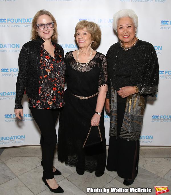 Nicole Fosse, Victoria Traube and Joy Abbott