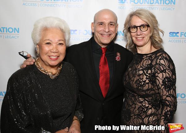 Joy Abbott, Jonathan Cerullo and Laura Penn  Photo