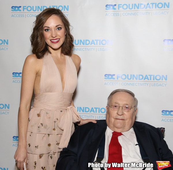 Photo Coverage: SDCF Honors Victoria Traube at Mr. Abbott Awards Gala