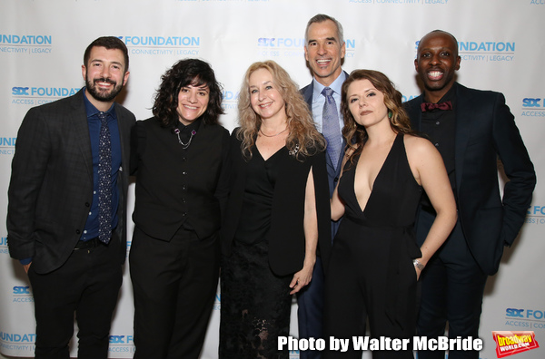 Al Blackstone, Jenn Rose, Kitty McNammee, Jerry Mitchell, Katie Spelman and Raja Kell Photo