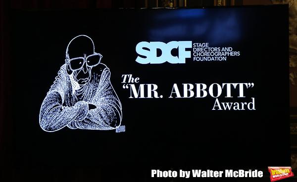 "The ""Mr. Abbott"" Award 2019 Presentation at The Metropolitan Club on 3/25/2019 in New York City."