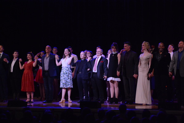 Photo Coverage: Robert Cuccioli, Jill Paice & More Sing the Musicals of 1943 & 1951 at BROADWAY BY THE YEAR