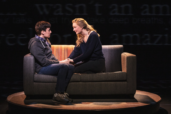 Photo Flash: Get A First Look At The Toronto Production of DEAR EVAN HANSEN