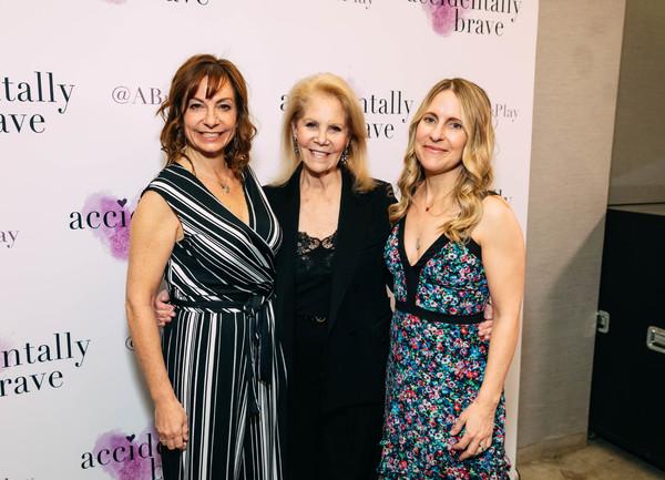 Beth Wishnie, Daryl Roth, Lindsey Strasberg Photo