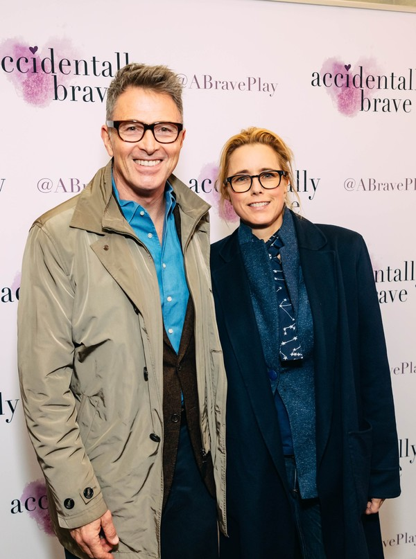 Tim Daly & Tea Leoni Photo