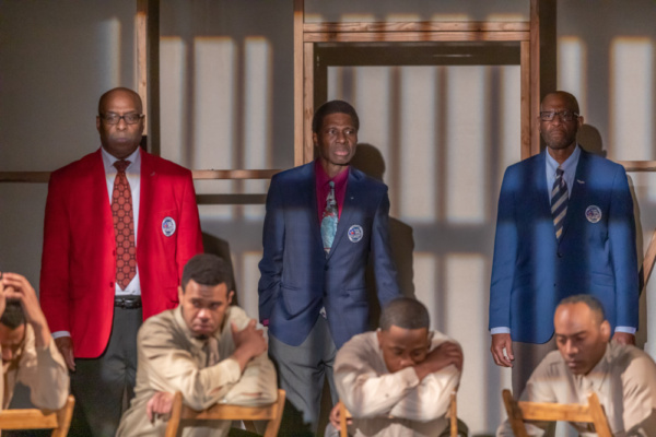 Photo Flash: African-American Shakespeare Company Presents BLACK EAGLES