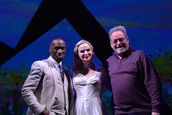 Photo Coverage: Meet The Company of SINCERELY, OSCAR