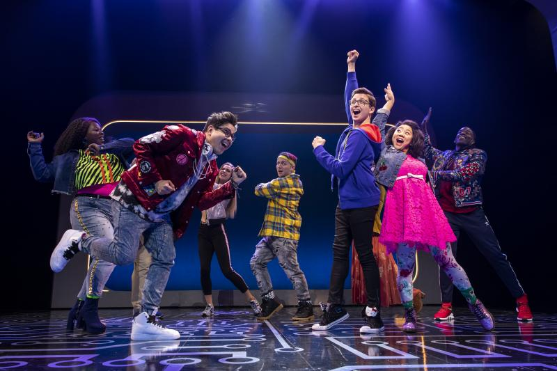 Limited Time Offer! Get Tickets from $59 for BE MORE CHILL on Broadway
