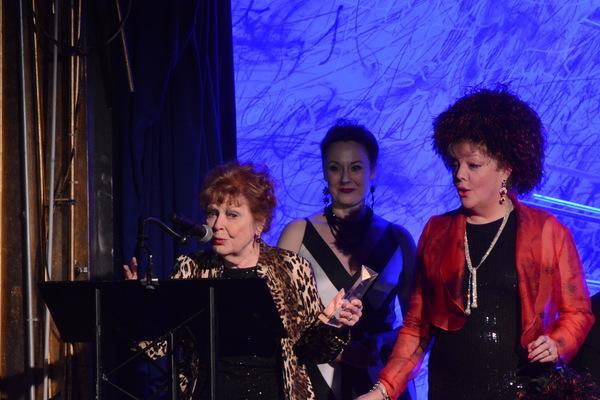 Anita Gilette and KT Sullivan