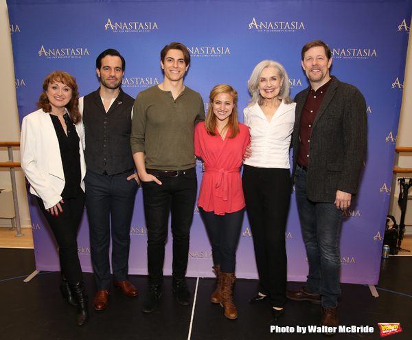 BWW Flashback: ANASTASIA Concludes Broadway Run Today- Relive the Home, Love & Family!