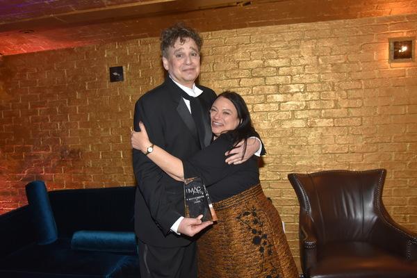 Sidney Meyer and Julie Miller