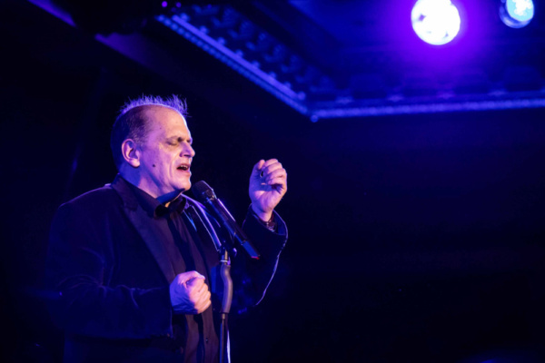 Photos: John Minnock And Dave Liebman Hit the Stage At Feinstein's/54 Below