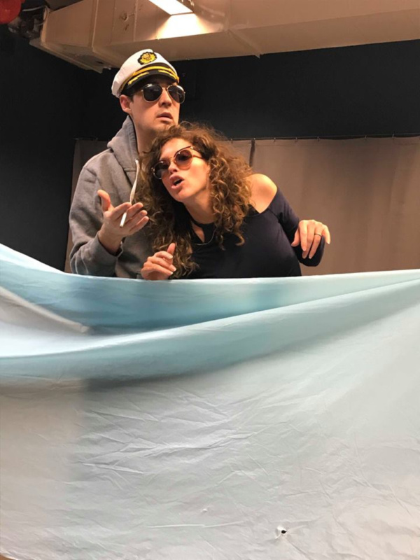 Photo Flash: Improvisational Repertory Theatre Presents THE SHIP BE SINKIN'