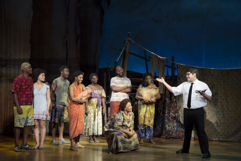 BWW Review: THE BOOK OF MORMON is Funny, Offensive and Cheekily Smart Entertainment for Adults